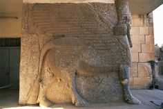 March 6, 2015 6:02 a.m. How ISIS Is Destroying Ancient Art in Iraq and Syria