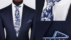 A Guide to Matching Ties and Pocket Squares - MR KOACHMAN A man can't be called a gentleman if he doesn't know how to wear his suit. Learn 25 suit rules on how to choose a suit and how to look great in a suit. Pocket Square Rules, Men's Pocket Squares, Tie And Pocket Square, Suit With Red Tie, Suit And Tie, Pliage Pochette Costume, Suit Fashion, Mens Fashion, Fashion Guide