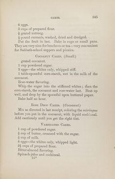 Cook Books, Corn Starch, Rose Water, Powdered Sugar, Tea, Cooking, Breakfast, Kitchen, Morning Coffee