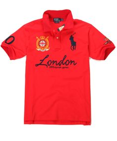 8648046330e5f2 Welcome to our Ralph Lauren Outlet online store. Ralph Lauren Mens 2012  Olympic Games Polo T Shirts on Sale. Find the best price on Ralph Lauren  Polo.