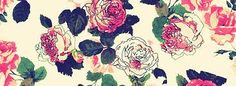 Image result for facebook cover floral