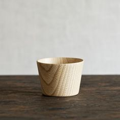 Kami Wood Nut Bowl