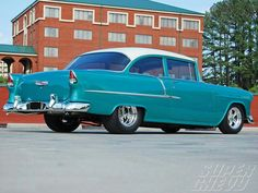 1955 Chevy Bel Air.