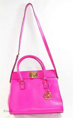 Michael Kors Astrid Satchel New Raspberry Leather Handbag Authentic Large $398 #MichaelKors #Satchel Welcome to Trends In Bags home of Kate Spade, Betsey Johnson,Coach and multiple other brands.Find Authentic designer Handbags, watches, jewelry, gifts etc.SPECIAL SALE PRICING GOING ON NOW !!! PLUS With every Designer handbag purchase receive a FREE JEWELRY GIFT as our way of saying Thanks !! Visit us @ our eBay Store: http://stores.ebay.com/Trends-In-Bags
