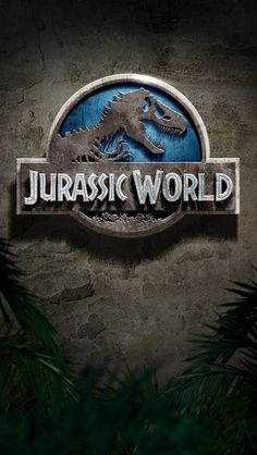 Jurassic World poster. Tap to check out 15+ Awesome Jurassic World Movie iPhone Wallpapers! - jurassic park, dinosaurs, t-rex - @mobile9