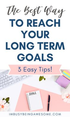 Learn how to stay focused and motivated to reach your goals. Achieve your life and work goals without giving up using these simple tips. Get your free printable workbook PDF! Feeling Frustrated, Feeling Overwhelmed, Focus On Your Goals, Focus On Yourself, Achieving Goals, Achieve Your Goals, Work Goals, Life Goals, Goals Printable