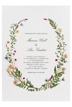 12 of the chicest online wedding invitiations to send in lieu of paper