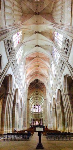#Bourgogne #Yonne #Auxerre #CathédraleSaintEtienne