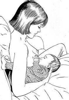 Posturas y posiciones para amamantar   Alba Lactancia Materna