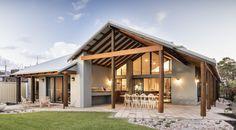 Modern Rural Home | The Kalgup Retreat | Rural Building Company