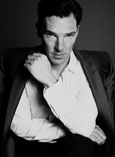 Benedict Cumberbatch Time magazine