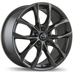 Mazda'sintriguing alloys finished in Matte Gunmetal will make you steal the show! Meticulously designed to combine elegance and sport - best of both worlds. Ma