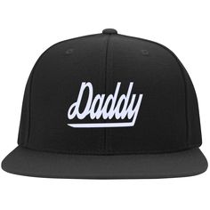 Daddy | Snapback Hat