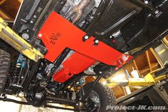 ProTeK Skid System by Off Road Evolution for Jeep JK Wranglers (years 2012 and up)