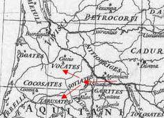 La vallée du Drot au temps de Rome