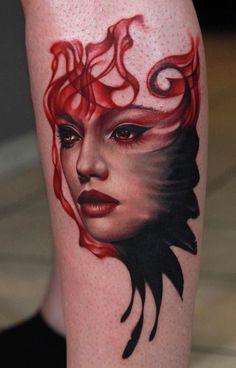 Old Tattoos, Great Tattoos, Body Art Tattoos, Amazing Tattoos, Trash Polka, Blackwork, Lace Sleeve Tattoos, Surreal Tattoo, Fantasy Tattoos