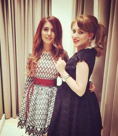 Momina Mustehsan with Friend!