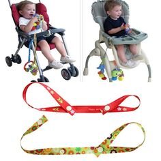 Mother & Kids 5pc/ Lot New Arriving Hot 100% Cotton Brand New Baby Stroller Toys Anti-lost Strap Baby Stroller Rope Accessories Free Shipping Great Varieties