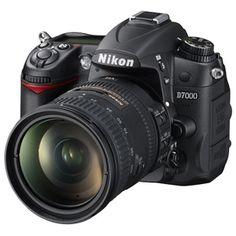 Nikon D7000 16.2MP DSLR Camera With AF-S DX 18-105mm VR Lens Kit    ordered it!