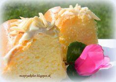 Mamka varí ♥ : PUDINGOVÁ BÁBOVKA Vanilla Cake, Ethnic Recipes, Food, Essen, Meals, Yemek, Eten