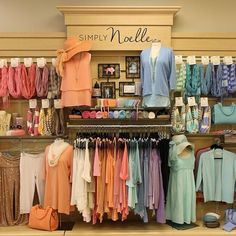Noelle In-Store Brand Boutique. #SimplyNoelle #Fashion | SnapWidget