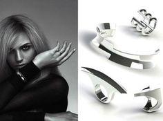 Transgender model Andrej Pejic lanceert 3D-juwelenlijn