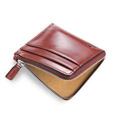 Im Cute Moms Hot Dads Lucky Long Wallets For Men Women Leather Wallet Unique Zipper Wallet