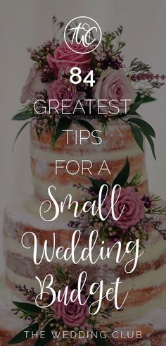 84 Greatest tips/hacks for a small wedding budget/frugal bride - plan a frugal wedding with these 84 cheap wedding ideas, and let your small wedding budget thrive! 84 greatest wedding hacks for the frugal bride! wedding tips Wedding Planning On A Budget, Plan Your Wedding, Wedding Tips, Diy Wedding, Wedding Events, Dream Wedding, Wedding Day, Gown Wedding, Lace Wedding