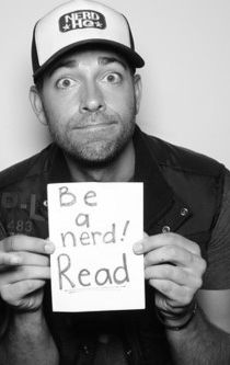 I may have pinned this before, but it's worth pinning again!!! Zachary Levi at the Nerd HQ at Comic-Con 2011