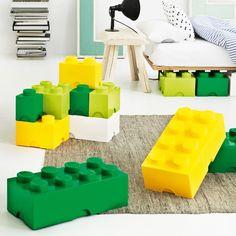 1000 ideas about rangement plastique on pinterest boite couture plastic - Boites rangement lego ...
