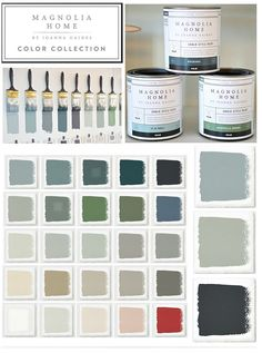 New Chalk Style Paint from Joanna Gaines. Joanna Gaines just announced the launch of her new chalk style paint line in partnership with KILZ paint. All the details of Magnolia Home Chalk Style Paint