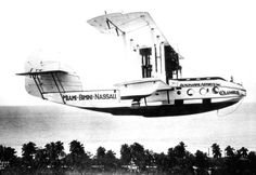 Operation history, technical specifications and images of the Aeromarine 75 Passenger Flying Boat.