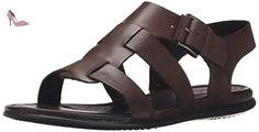 Ecco  ECCO TOUCH SANDAL, Spartiates femme - Marron - Braun (COFFEE02072), 37 - Chaussures ecco (*Partner-Link)