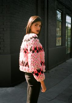 knitGrandeur: Berenika Czarnota, Knitwear Designer
