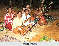 `Villu Pattu` or `Bow Song` is a folk music of Tamil Nadu and its origin can be traced back to the 15th century. For more visit the page. #indianmusic #folkmusic #traditionalmusic