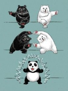 How pandas were made. fuuuuu-shuuun-HA!