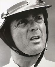 "PHIL HILL Grand Prix F1 Racing Driver FERRARI Schlegelmilch 9x10"" Photo Print"