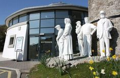 Wheal Martyn Museum and Country Park, St Austell, Cornwall