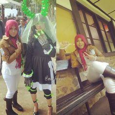 Con : HOTARU 3 ITB CN : Mochan  2014  _____________________________________  #latepost #anime #animefreak #animeaddict #animelover #cosplayanime #cosplay #cosplayerindonesia #cosplayer #hijabcosplaygallery #hijabcosplay #cosplaymakeup #makeupcharacter #makeup #mua #hijabcosplayerindonesia #otaku #otakuindonesia #animeshop #indocosugram #animemakeup #mangamakeup #animefashion #hijabcosplayer #clozetteid #cosplayerhijab