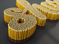 Sharpened_pencils by Joe Ski