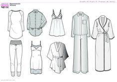 """El Segundo Proyecto de la asignatura """"Representación Vectorial"""" de los EAS de Diseño de Moda es muy importante, ya que aplicaremos el dibujo vectorial para la representación de diseños en plano, de..."""