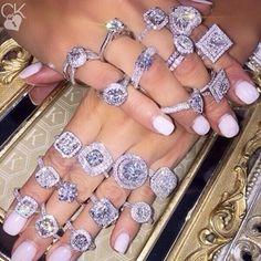 Jewerly Silver Diamond Bling 56 Ideas For 2019 Salate Im Winter, Cute Jewelry, Jewelry Accessories, Bling Jewelry, Style Board, Date Night Dresses, Dream Ring, Diamond Are A Girls Best Friend, Luxury Jewelry