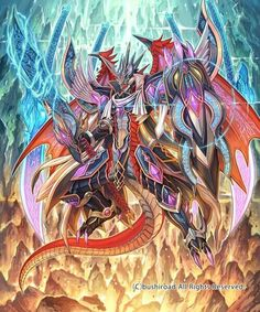 Revenger Raging Form Dragon-Vanguard artwork | tcg, Artwork ...