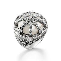 Ring – Rings – Sterling Silver – THOMAS SABO