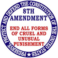 8th amendment | The Bill of Rights timeline | Timetoast timelines