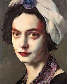 Lita Cabellut | Paintings