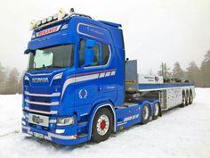 Scania S730 6x4