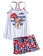 Patriotic Puppy Pajama Set