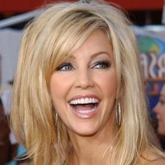 Image result for heather locklear hair 2017