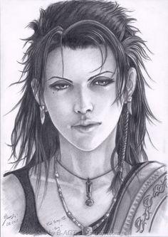 Fang Final Fantasy XIII by B-AGT on deviantART